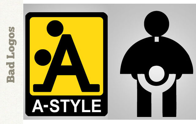 Top logo design bad designed logos creative logo samples and top logo design bad designed logos maudieu002639s print ads bad logo spiritdancerdesigns Choice Image